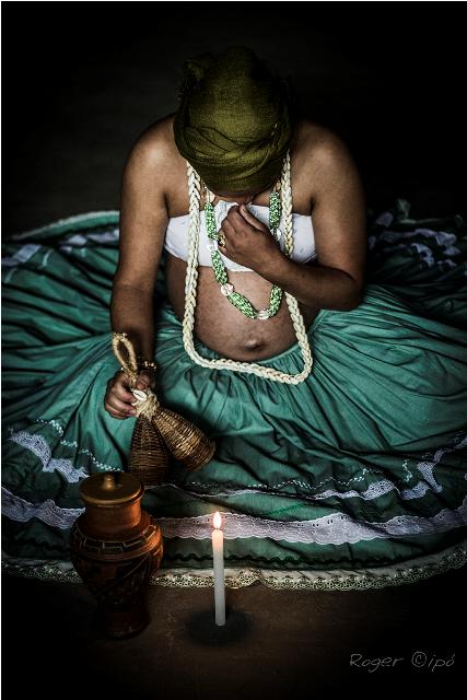 Oyun Mimo, a gravidez sagrada nas matrizes africanas