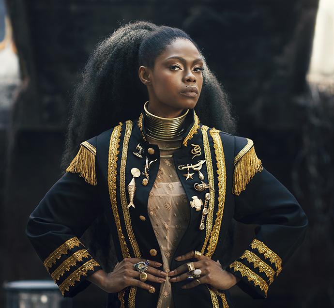 Xênia França (Foto: Tomas Arthuzzi)