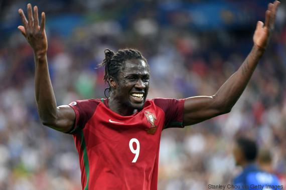 Cristiano Ronaldo? Portugal deve o título a Éder, um jovem nascido em Guiné-Bissau