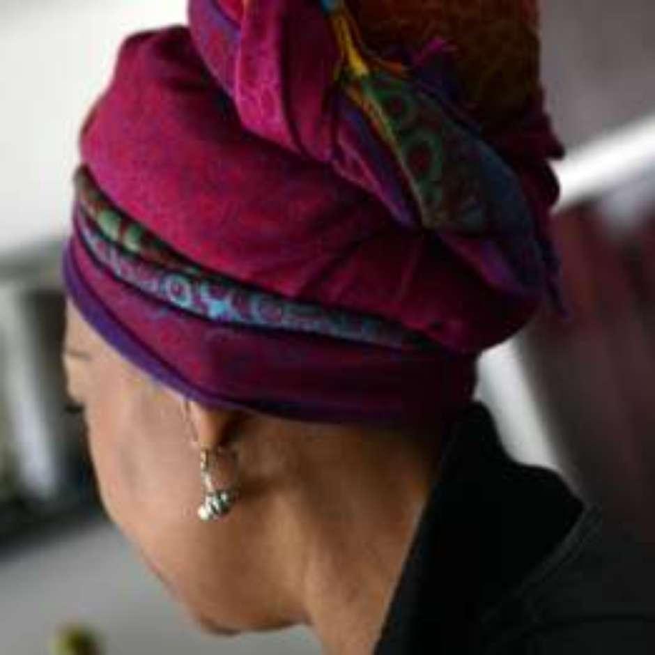 A ativista colombiana estuprada por denunciar estupro