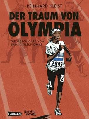 Graphic novel sobre Samia se tornou um dos mais vendidos na Alemanha