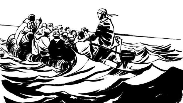 História da corredora Somali virou um licro em quadrinhos e ganhou o mund