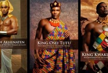 16 fotos incríveis de Reis Africanos por James C. Lewis