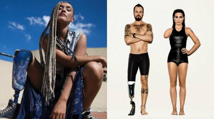 """Negra e com deficiência, rapper Yzalú acusa campanha da Vogue de """"black face"""""""