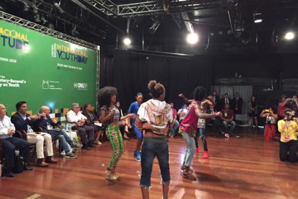 Racismo e desigualdade dominam debate da ONU sobre juventude no Rio