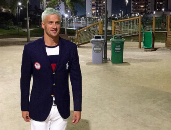 A confusão dos nadadores americanos no Rio revela as vantagens de ser branco. Por Sacramento