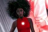 Riri Williams, substituta negra do Homem de Ferro, ganha da Marvel um nome bem f***