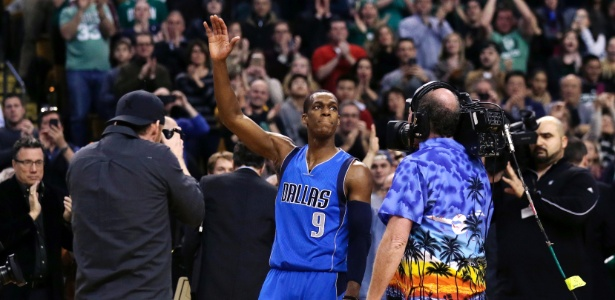 Astros da NBA protestam: