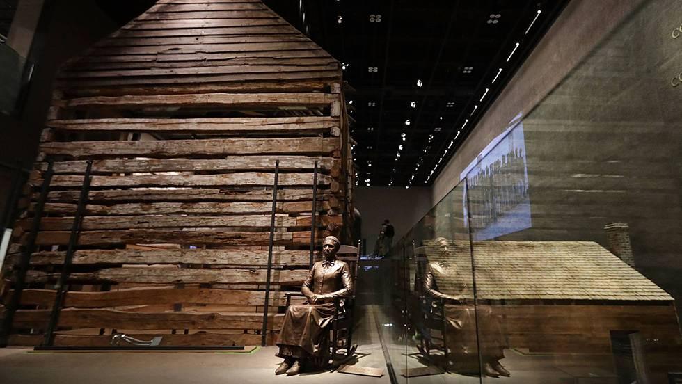 A história afro-americana finalmente ganha o seu museu