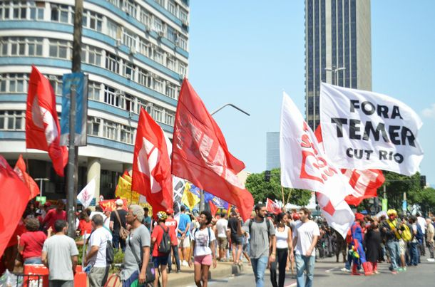Grito dos Excluídos protesta contra retirada de direitos sociais e trabalhistas