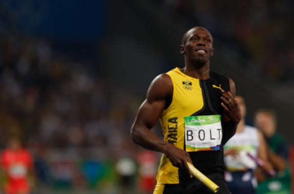 Usain Bolt (Foto: Fernando Frazão/Agência Brasil)