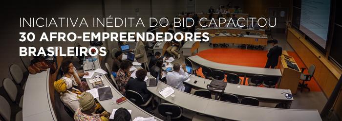 Inova Capital - Programa de Apoio a Empreendedores Afro-Brasileiros