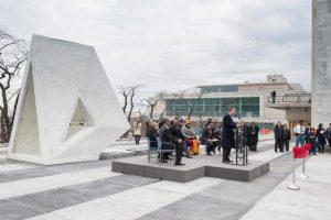United Nations Unveils Stunning Memorial in New York To The Millions Who Were Killed and Sacrificed in Slave Trade To Create America's Riches