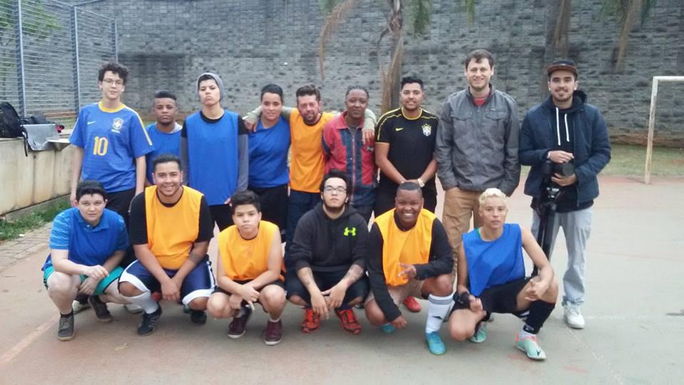 Meninos Bons de Bola, o primeiro time de homens trans do Brasil