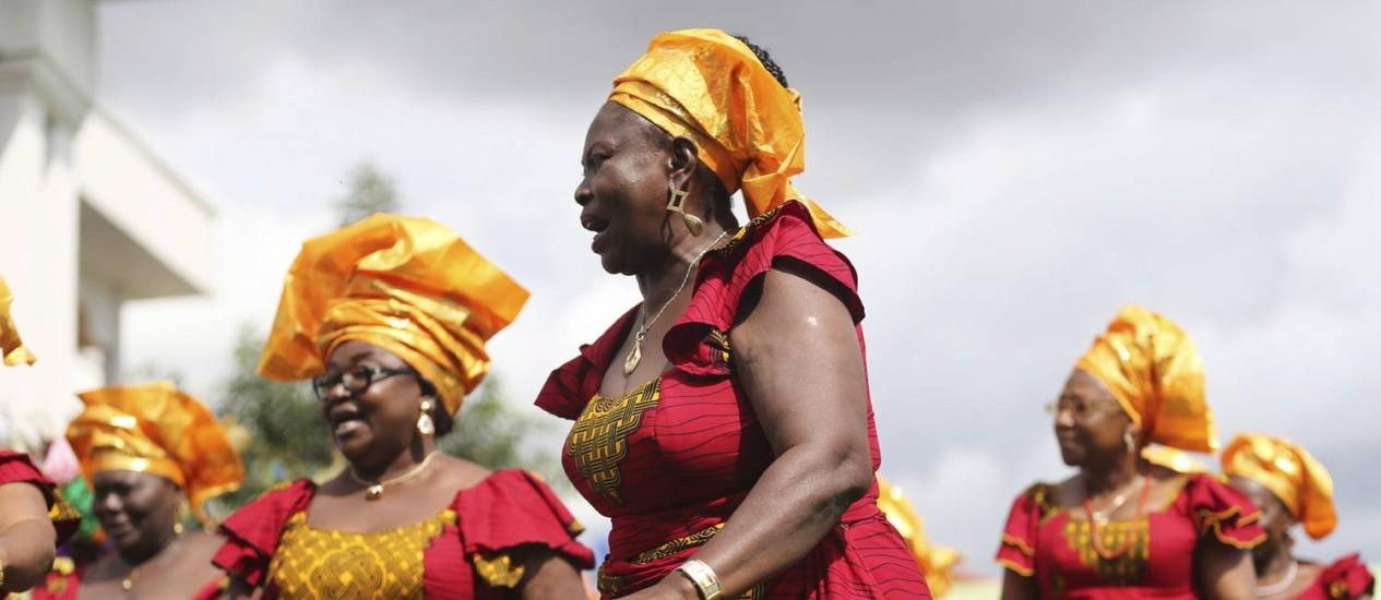Laços culturais entre Nigéria e Brasil por Alberto da Costa e Silva