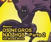 Os negros nas histórias em quadrinhos - parte 2