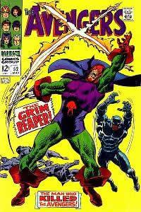 Avengers #52: a entrada do Pantera Negra na equipe