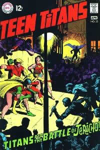 "Teen Titans #20: a polêmica ""Titans fit the"