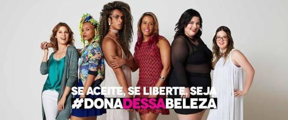 Tem trans, negra, gorda e deficiente: Avon dá show de representatividade em nova campanha de beleza