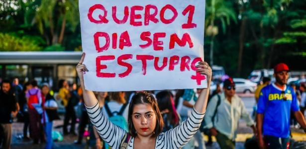 Registros de estupros caem 10%, mas Brasil ainda tem 5 casos por hora