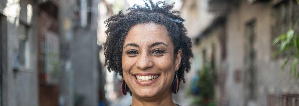 Favelados do Rio, uni-vos, propõe Marielle Franco, vereadora eleita do PSOL