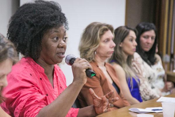 30/11/2016 - PORTO ALEGRE, RS - 1º Colóquio sobre aborto legal no RS, no Hospital Presidente Vargas. Foto: Guilherme Santos/Sul21