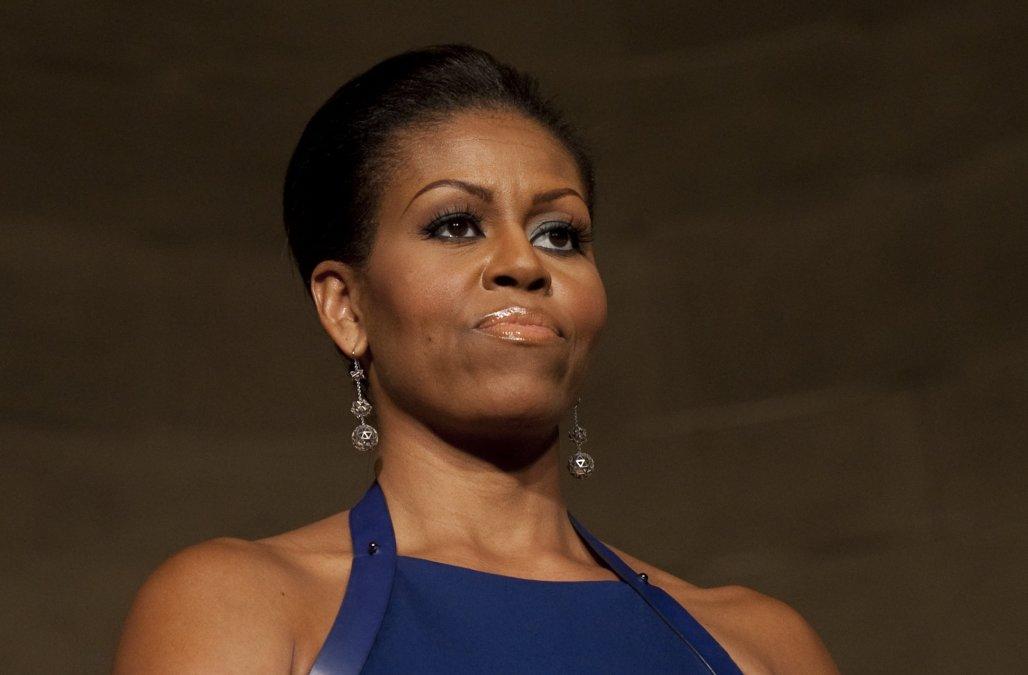 """Michelle Obama está farta de ser chamada """"mulher revoltada de raça negra"""""""
