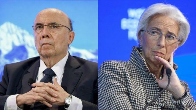 Diretora do FMI contradiz Meirelles e afirma que prioridade deve ser combate à desigualdade social