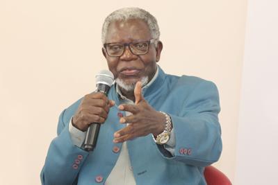 STF: Audiencia Pública Kabengele Munanga