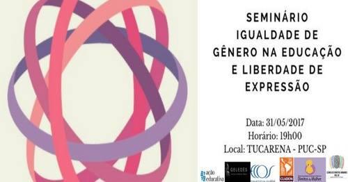Igualdade de Gênero na Educação e Liberdade de Expressão