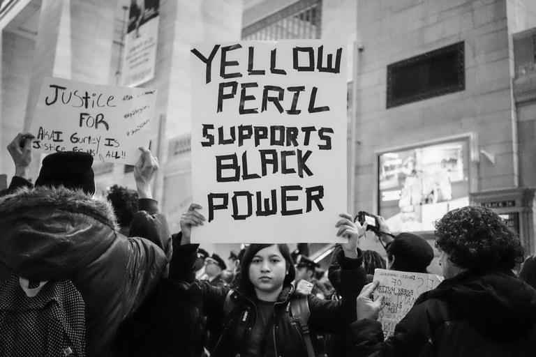 """""""A solidariedade antirracista é o maior medo da supremacia branca"""""""