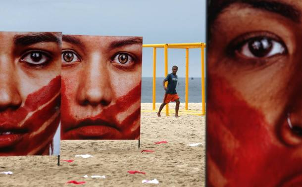 Menina de 12 anos, vítima de estupro coletivo no Rio é insultada na internet