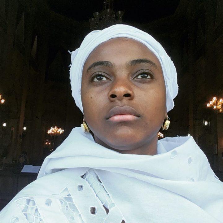 Convite à Laís Cruz: uma negra jovem feminista