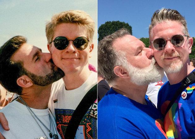 'A sociedade está preparada para nos separar': O amor entre dois homens que emocionou o mundo