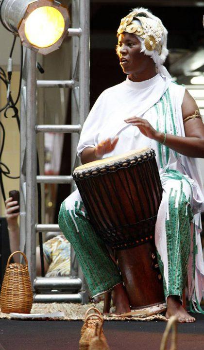 Beth Beli: o pertencimento do tambor