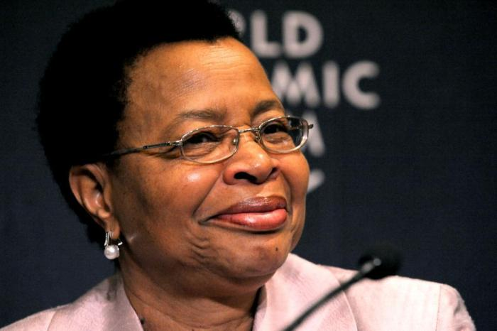 Ativista Graça Machel (Foto: Zahur Ramji / World Economic Forum,)