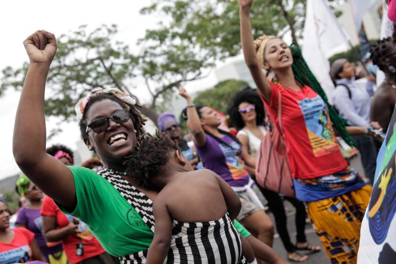 ONU Mulheres enfatiza força do movimento negro nacional e internacionalmente
