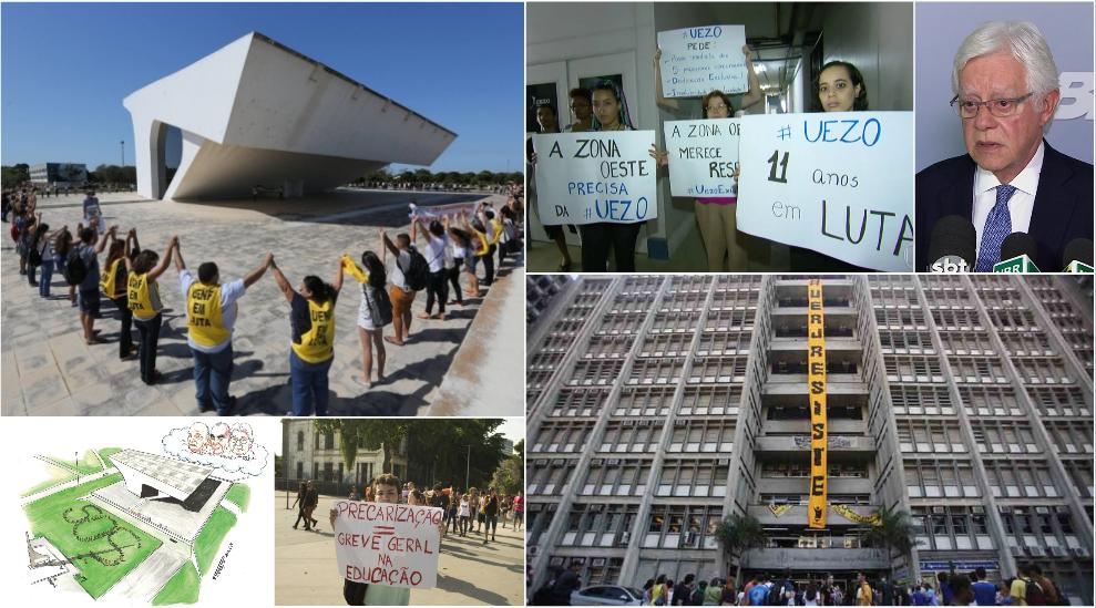 Governo do Rio não cobra dívida da Nextel, Carrefour e Light, mas deixa universidades à míngua; corte de luz e água pode detonar equipamentos caros