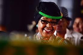 Winnie Mandela abre o jogo sobre o futuro da África do Sul, racismo e Nelson Mandela