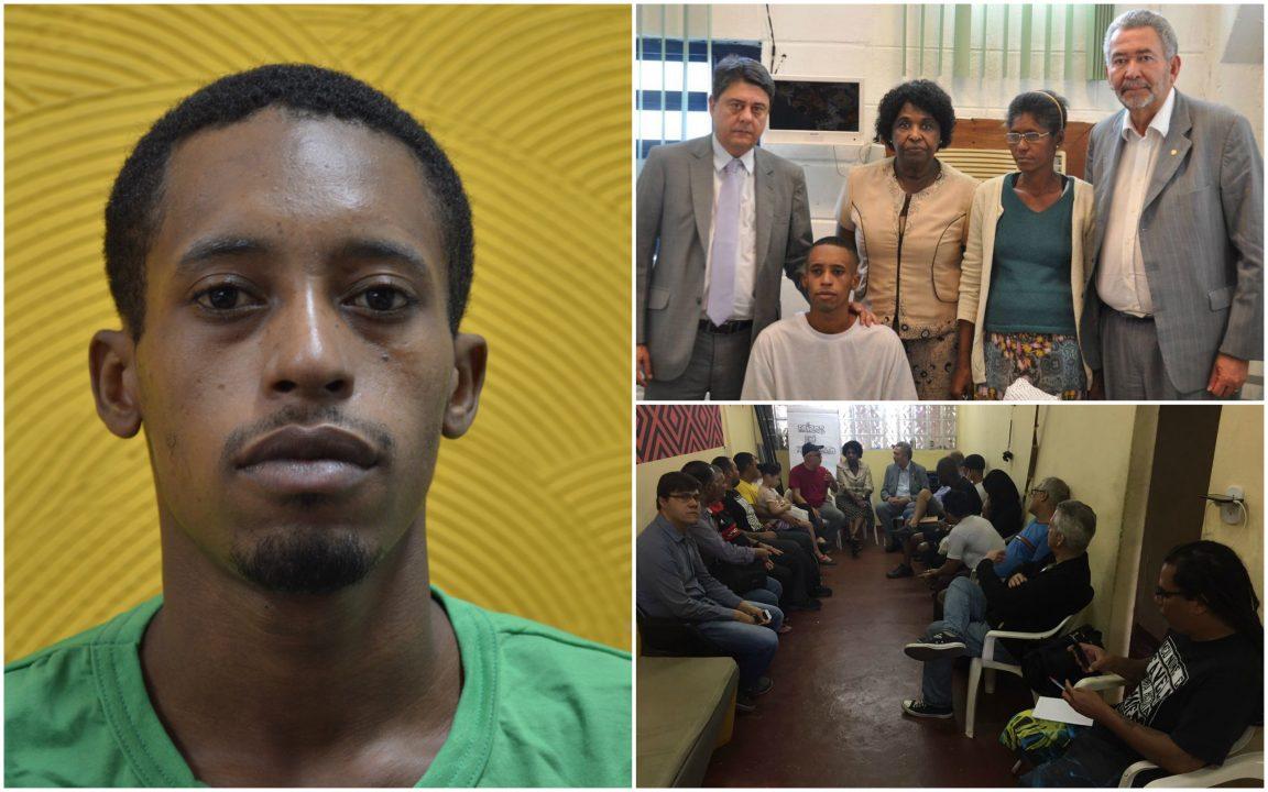 Benedita da Silva: Visitas a Rafael Braga e comunidades reforçam necessidade da luta por direitos humanos