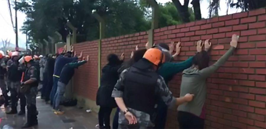 Brigada Militar de Porto Alegre: uso combinado de repressão e opressão machista, racista e LBTfóbica!