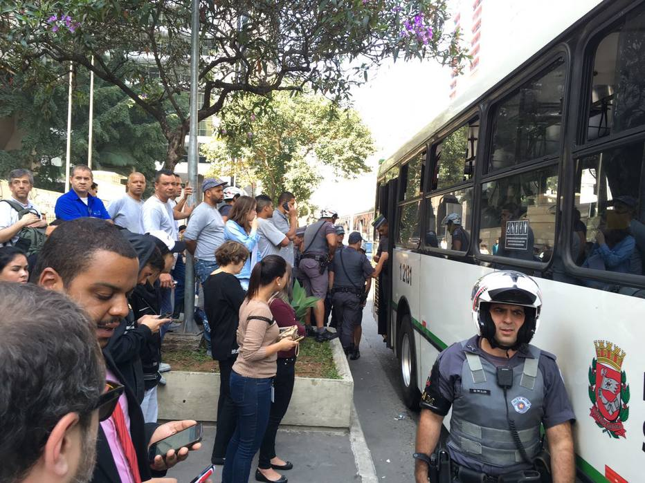Jovem é vítima de estupro à tarde na Avenida Paulista