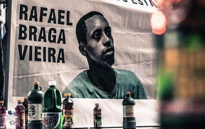 Rafael Braga é vítima de seletividade racial e estrutural do sistema de Justiça