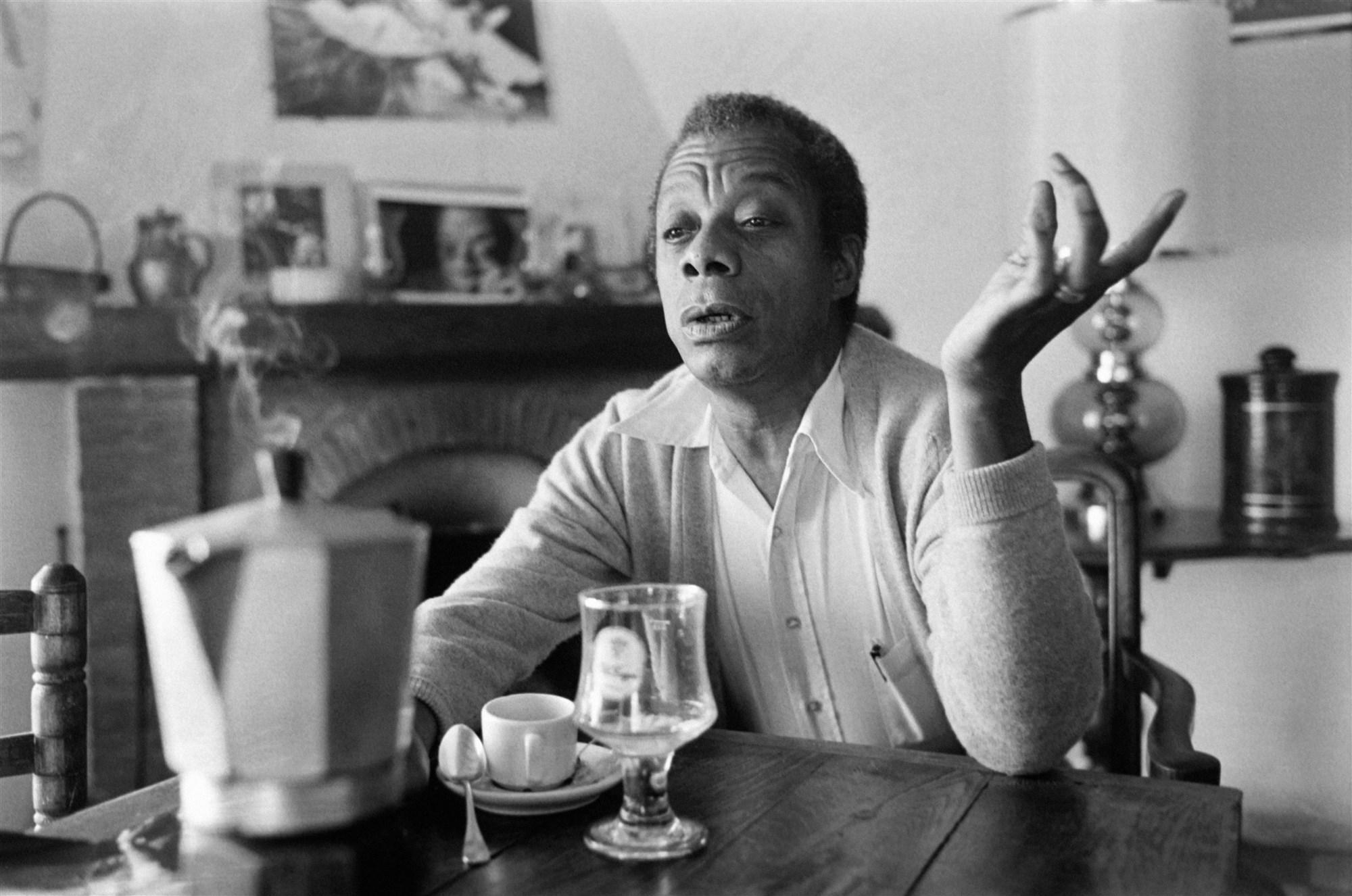 James Baldwin (Foto: Ralph Gatti / AFP/Getty Images)