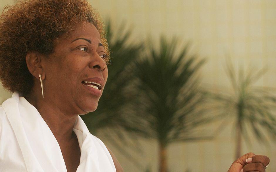 Arany Santana é anunciada como nova secretária da Cultura da Bahia