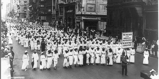 Em 1917 negros já marchavam na 5ª Avenida declarando que 'vidas negras importam'