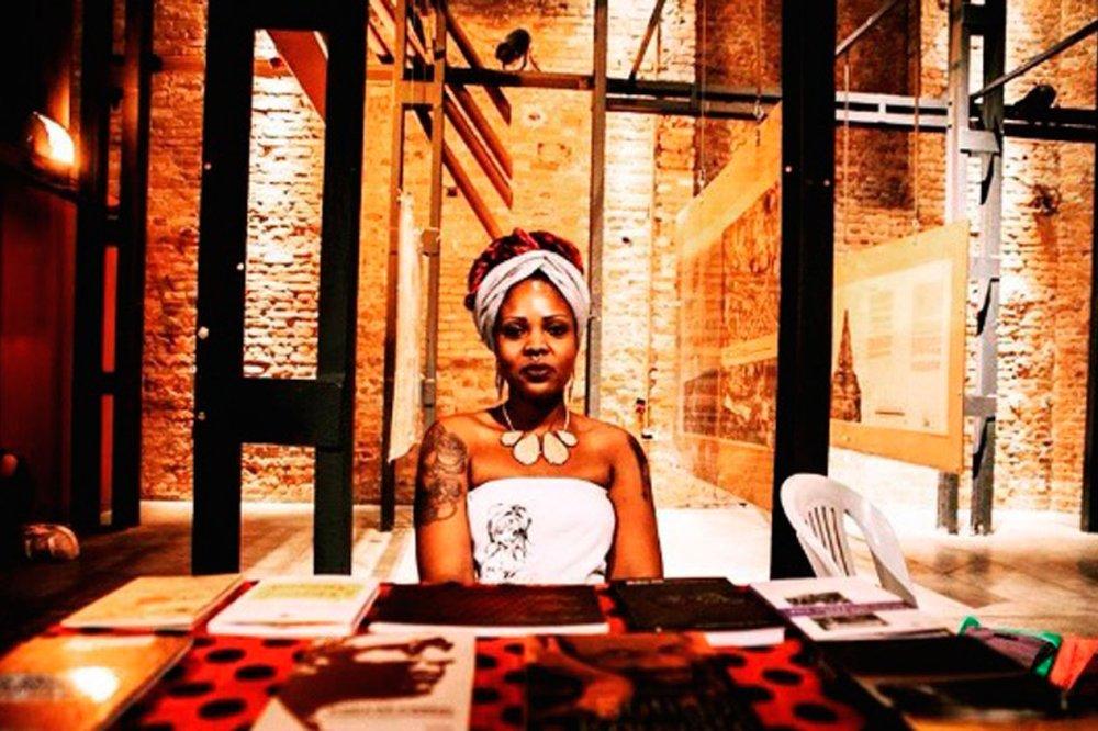 Ketty Valêncio cria livraria focada em autores afro-brasileiros
