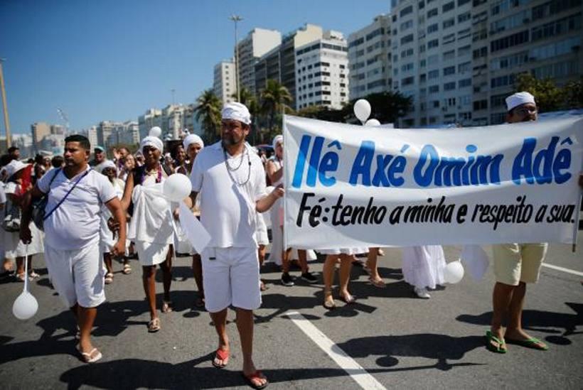 Aplicativo recebe denúncias de violência contra praticantes de religiões afro