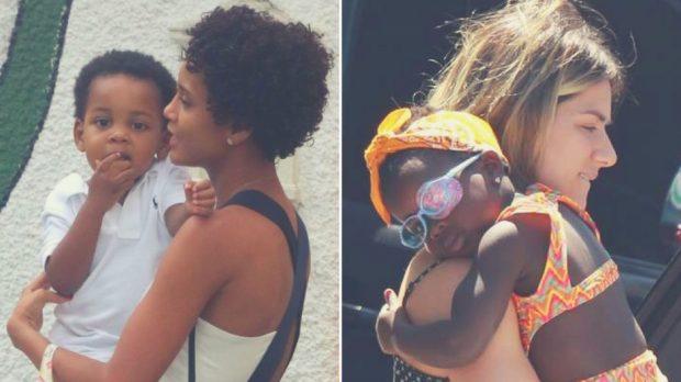 Duas mães denunciam o racismo, mas só uma delas é levada a sério