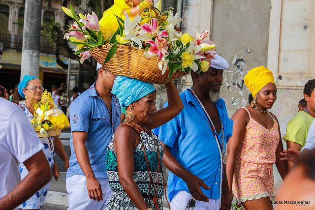 A cultura negra: luta e resistência de um povo